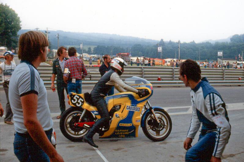 """24 H de liege motos dans les Années 80"""" Num-riser0145-24ba354"""