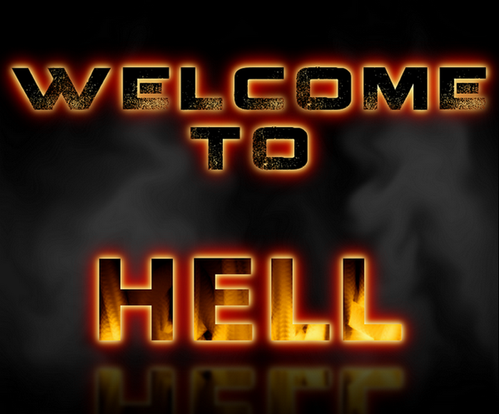 Welcome to Hell Index du Forum
