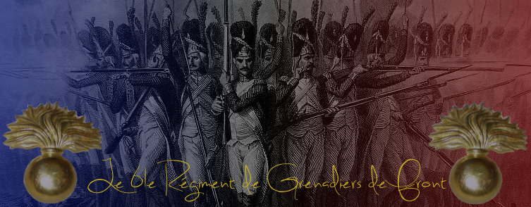 61e Régiment de Grenadiers de Front Forum Index