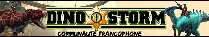 dinostorm francophone Forum Index