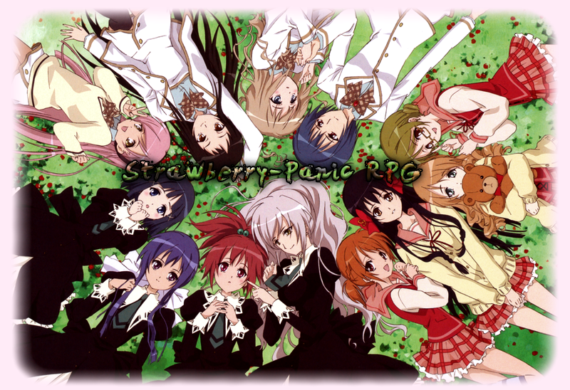 Strawberry Panic RPG Index du Forum