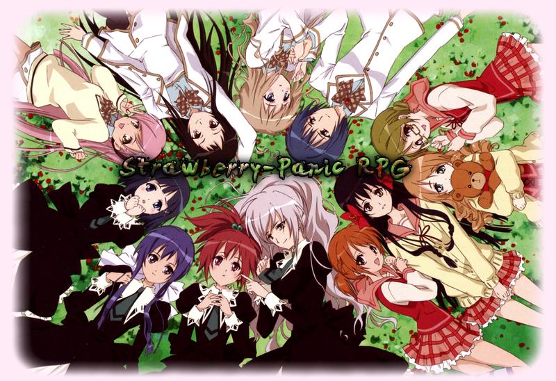 Strawberry Panic RPG Index du Forum