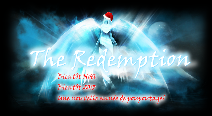 guilde -the redemption Index du Forum