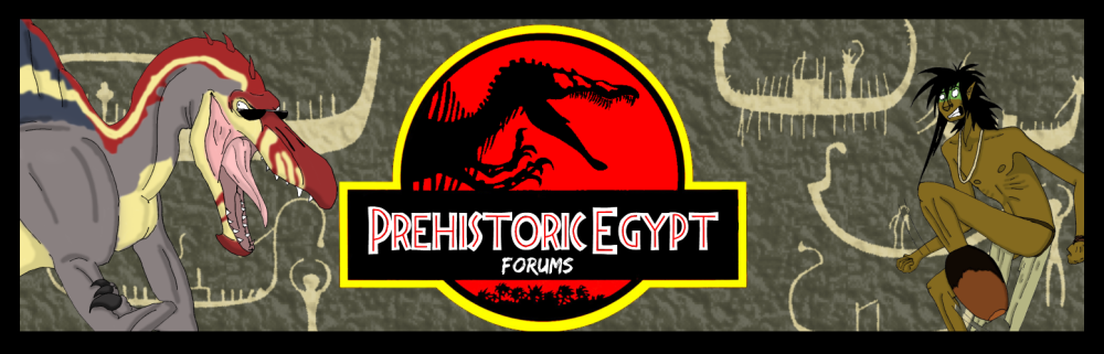 prehistoric egypt. Forum Index