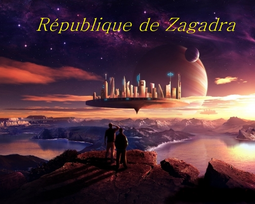 République de Zagadra Index du Forum