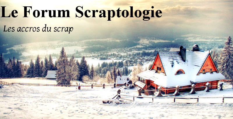 Scraptologie Index du Forum