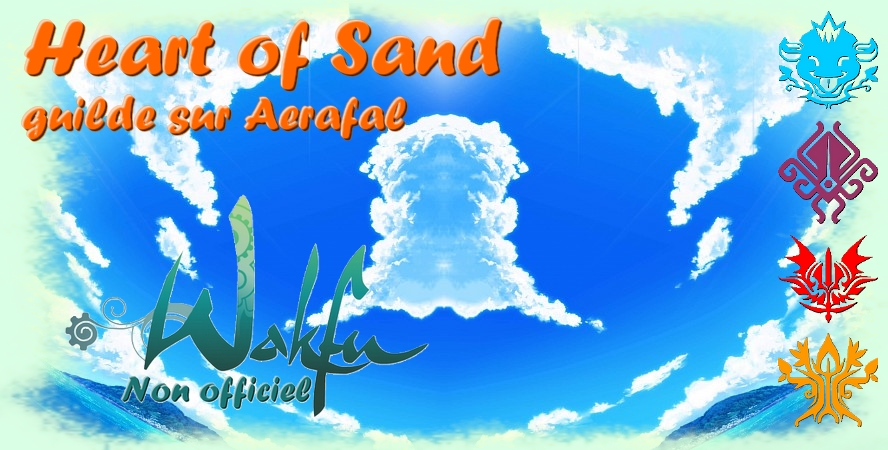 heart of sand Index du Forum