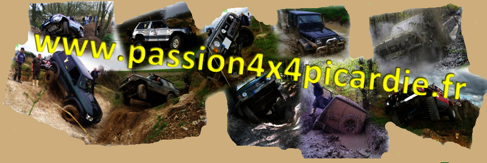 PASSION 4X4 PICARDIE Forum Index