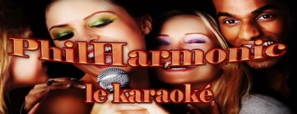 Philharmonic le karaoké
