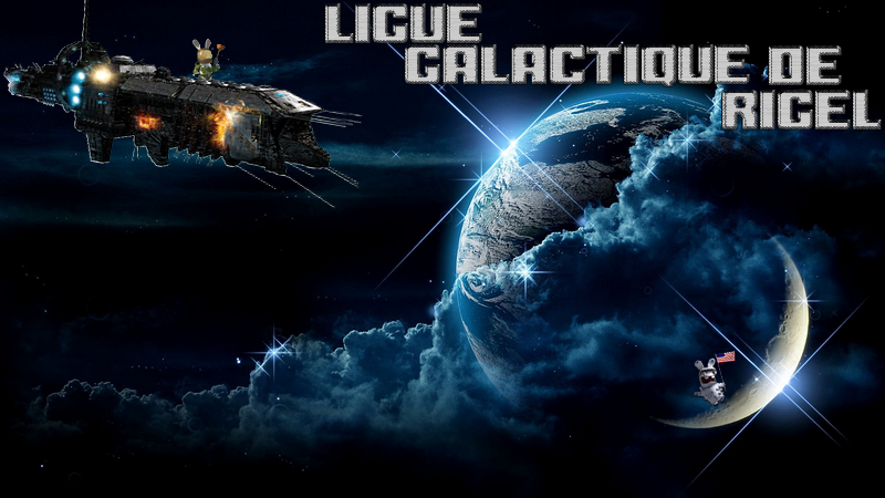 Ligue Galactique de Rigel  Index du Forum