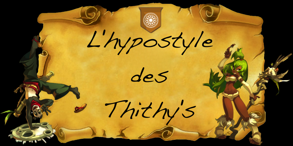 hypostyle des thithys Forum Index
