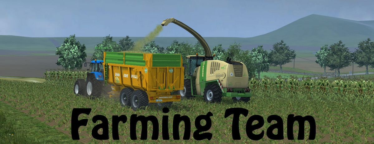 Farming Team Forum Index