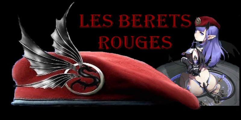 Forum des Bérets Rouges sur Rage of Bahamut Index du Forum
