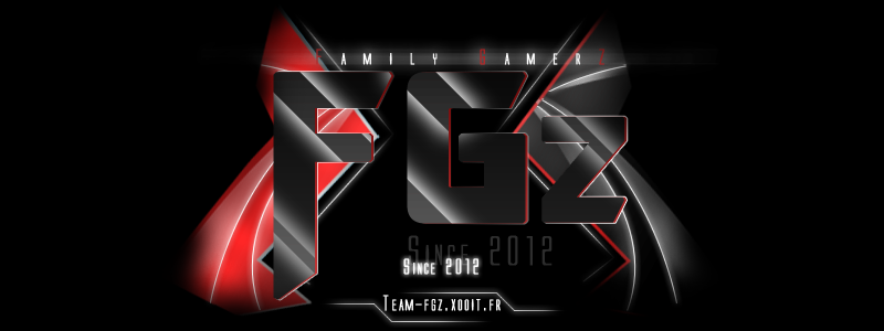 •●★ TeaM | FaMiLy GaMer'Z ★●• Index du Forum