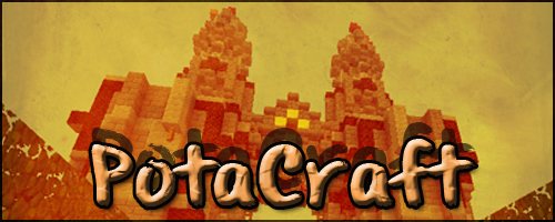 PotaCraft : Communauté Minecraft  Index du Forum
