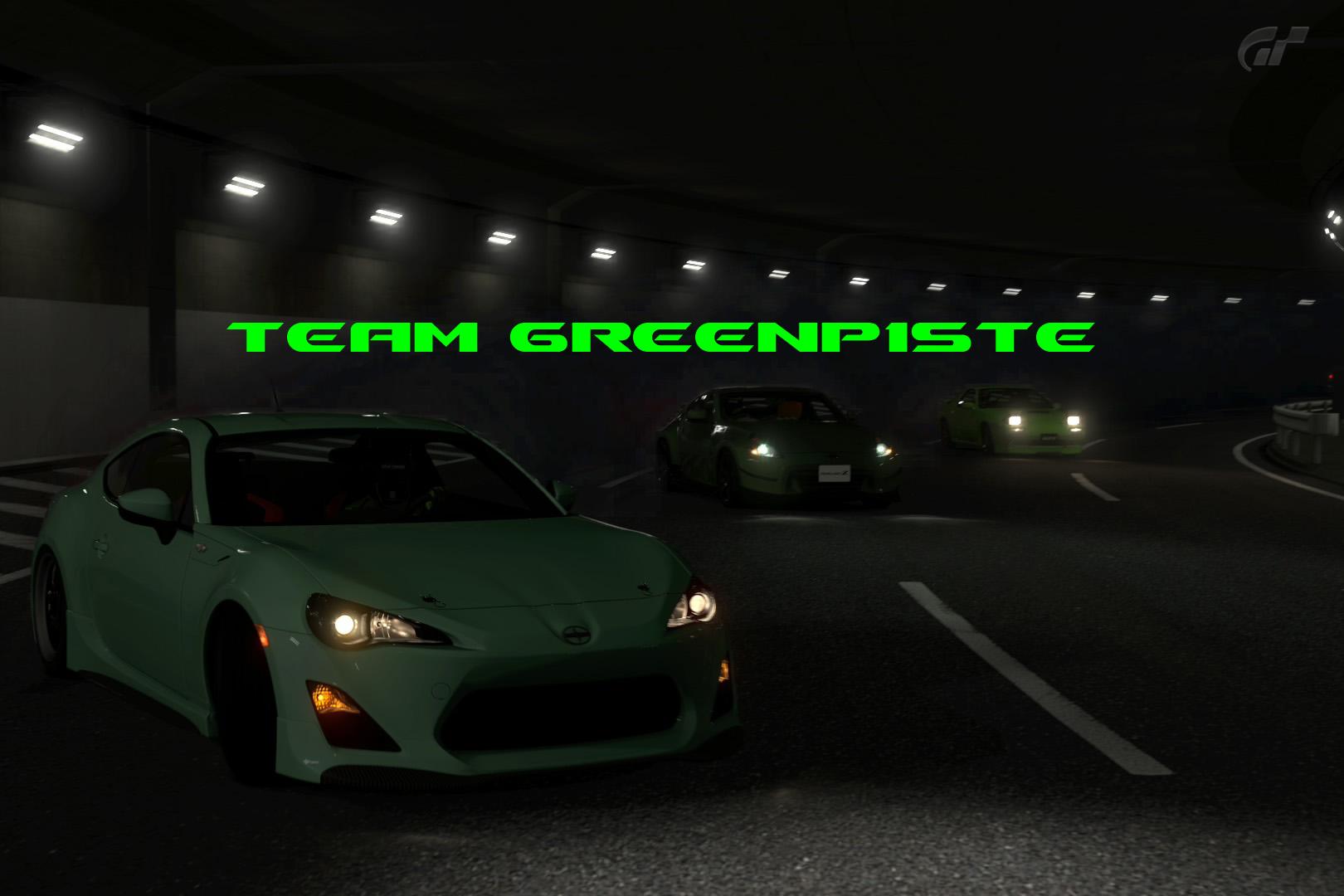 GreenP1ste GT5 Drift Team Index du Forum