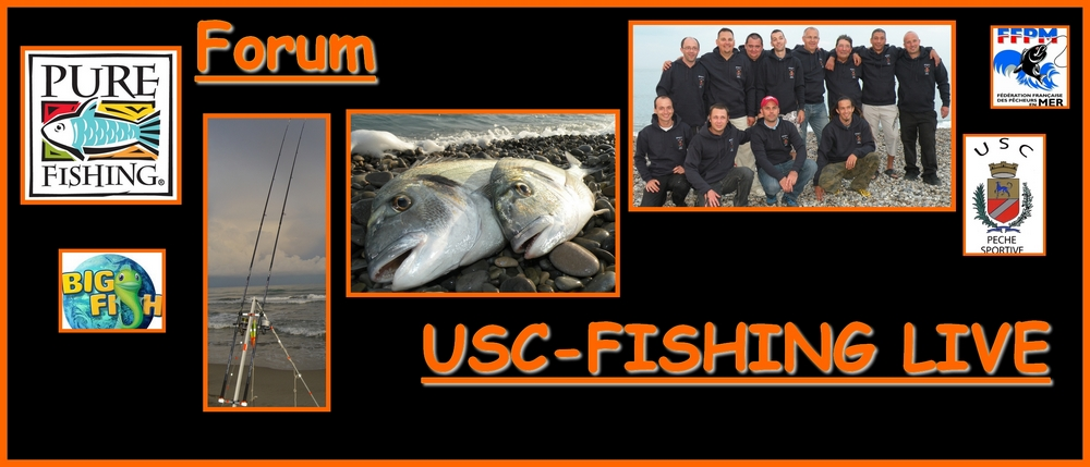 usc-fishing live Index du Forum