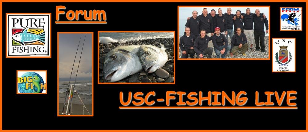 usc-fishing live Index du Forum