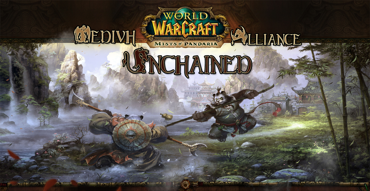 -Unchained-Medivh- Index du Forum