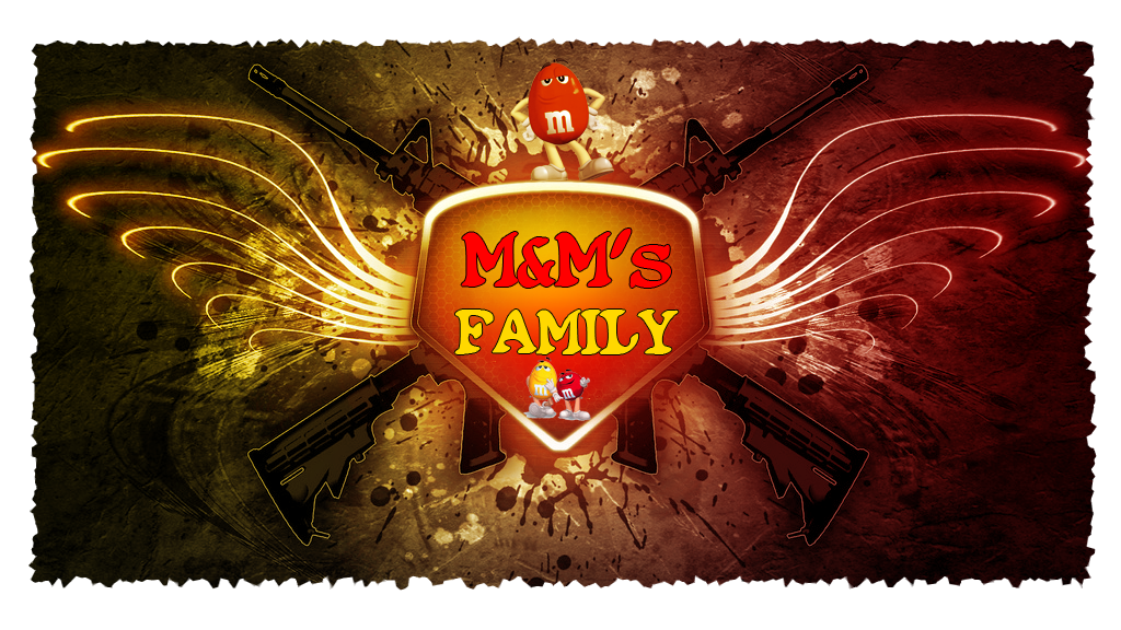 BIENVENUE CHEZ LES M&M's FAMILY ! Index du Forum