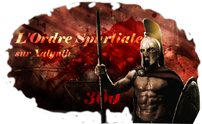 Ordre Spartiate Index du Forum