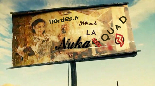 ''Nuka Squad'' Index du Forum