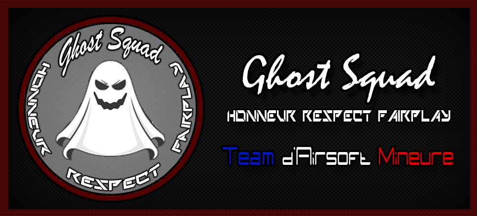 Ghost Squad Index du Forum
