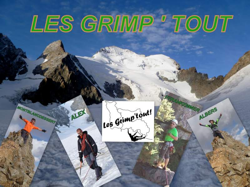 LES GRIMP 'TOUT Index du Forum