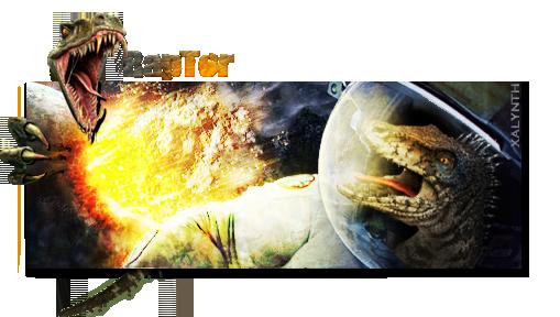 Xaly Raptor Index du Forum