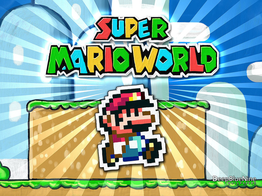 super mario world [taurus] Index du Forum