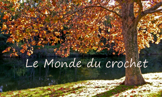 Le monde du crochet Forum Index