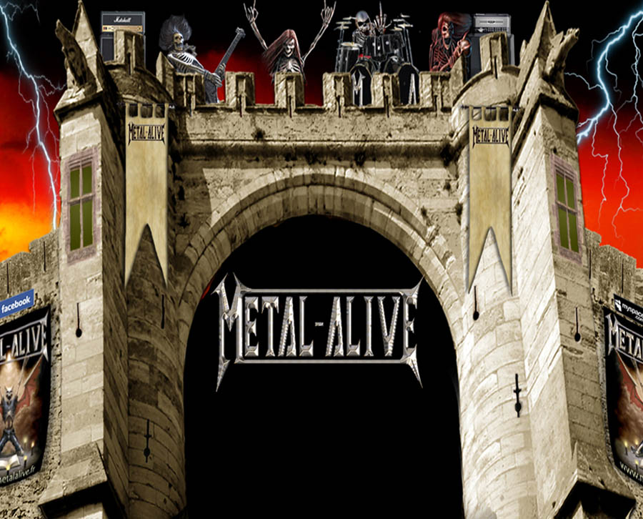 Metal Alive webzine forum Index du Forum