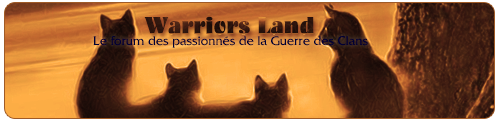 Warriors-Land Index du Forum