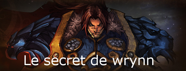 le secret de wrynn Index du Forum