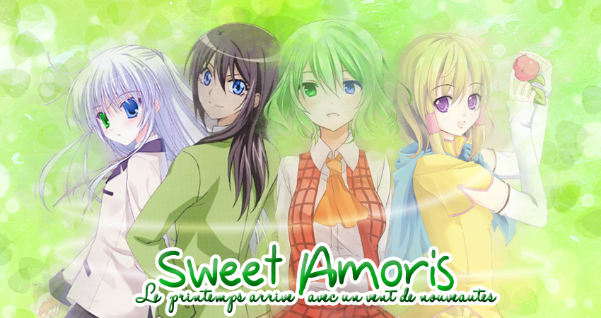 Sweet Amoris RPG Index du Forum