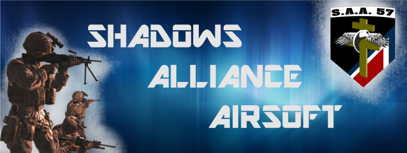 shadow's alliance airsoft 57 Forum Index