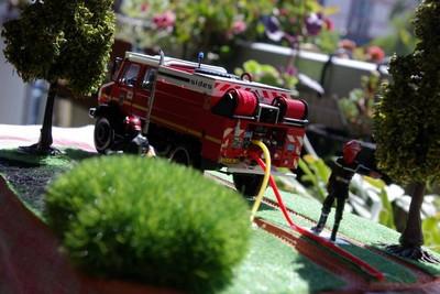 Miniatures de véhicules de secours Index du Forum