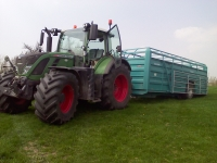 remplir silo ensilage farming simulator 2017