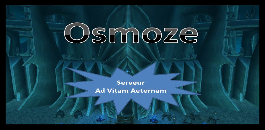 Osmoze Index du Forum