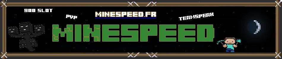 MineSpeed Index du Forum