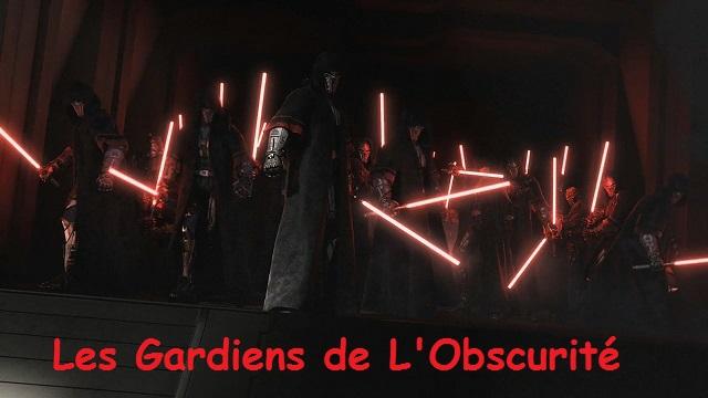 les gardiens de l'obscurité Index du Forum