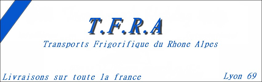 T.F.R.A Index du Forum
