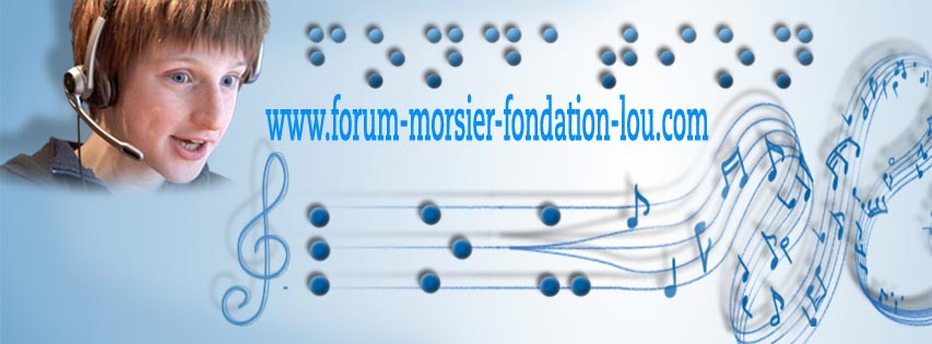 syndrome de morsier - Fondation Lou Forum Index