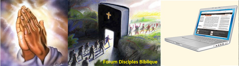 Forum Christien Biblique Index du Forum