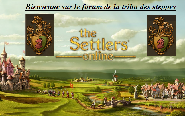 la tribu des steppes Index du Forum