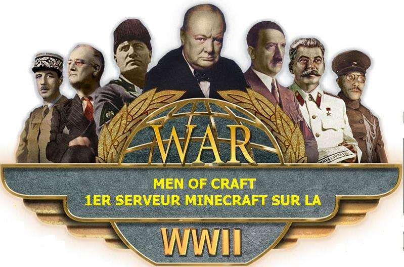 Men of craft Index du Forum