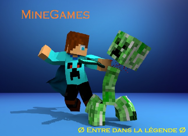 MineGames Index du Forum
