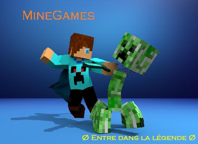 MineGames Index du Forum