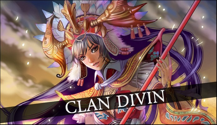Clan Divin Forum Index