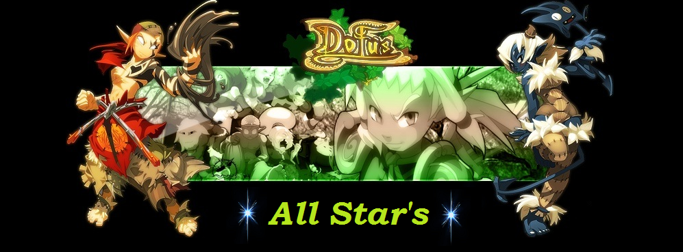 All Star's Index du Forum